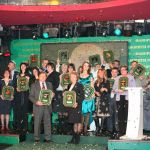"Awarding ceremony of the ""Favorites of Success – 2006"""