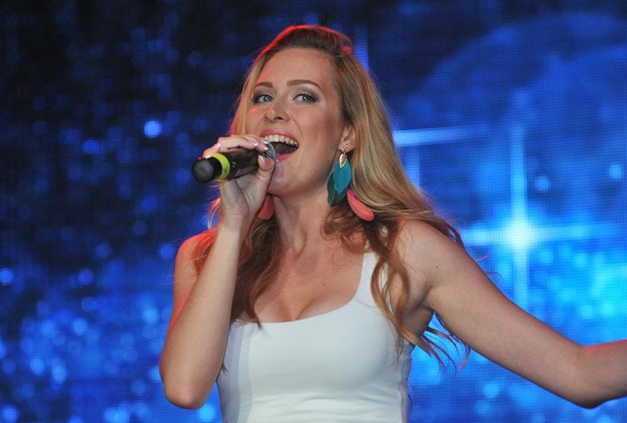 Певица Virginia